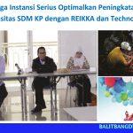 Tiga Instansi Serius Optimalkan Peningkatan Kapasitas SDM KP dengan REIKKA dan Technopark
