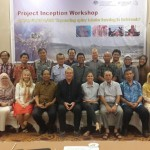"Project Inception Workshop ""Expanding spiny lobster farming in Indonesia- ACIAR project FIS/2014/054"