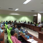 Sosialisasi Online Jurnal Sistem di Lingkup Puslitbang Perikanan